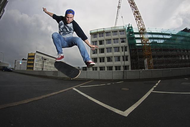 Benjamin Kickflip