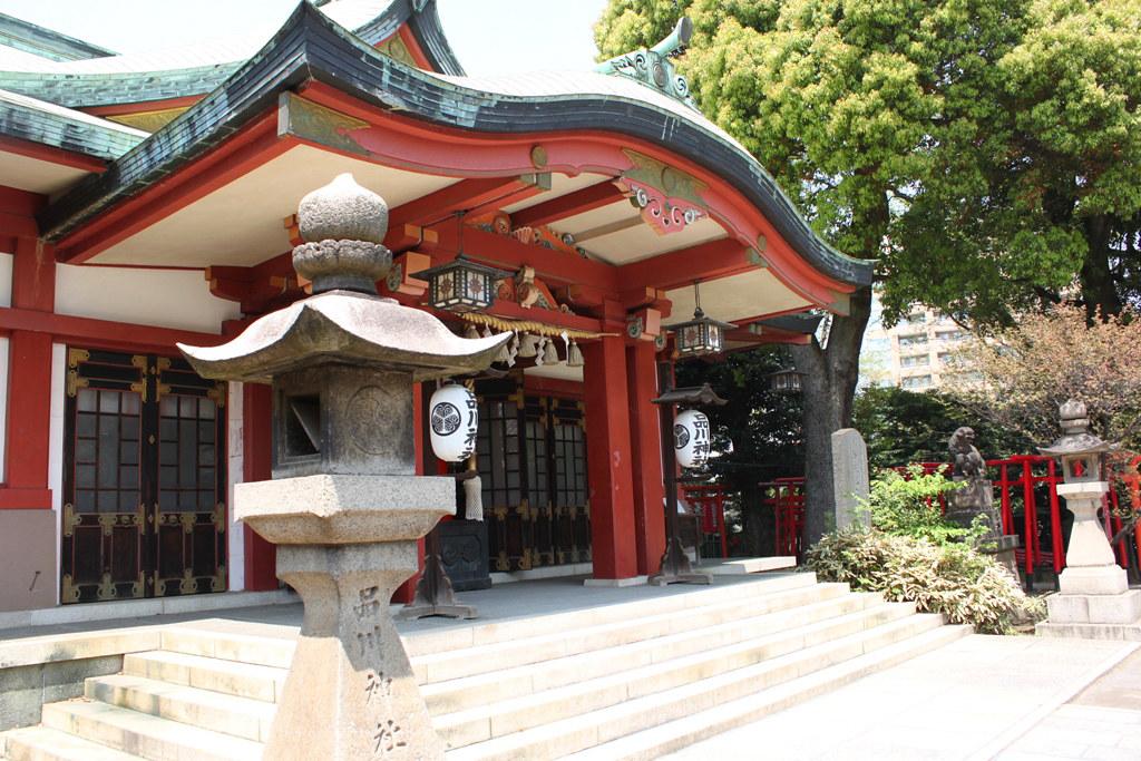 Shinagawa walking guide (9)