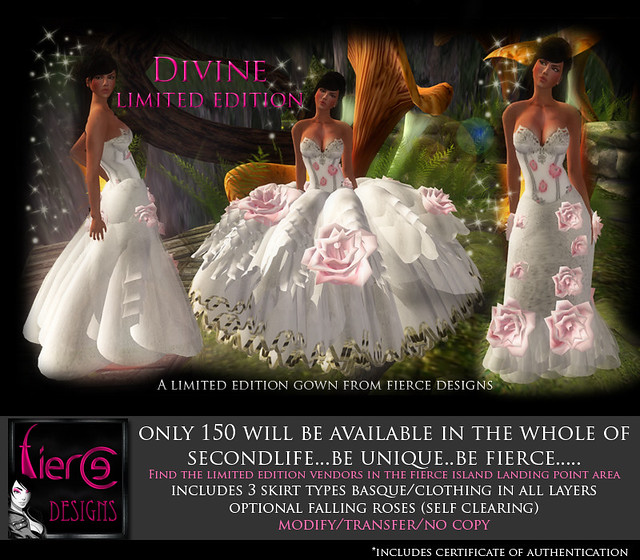 Divine limited edition Poster (Fierce Designs)