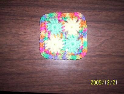 Granny blanket sample 20051221