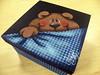 Patchcolagem em mdf (janlima) Tags: riscos pinturaemtecido patchcolagem
