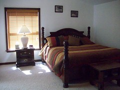 Master Bedroom (SunshineRanchRentals) Tags: show vacation arizona white mountains low rental az