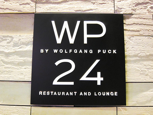 Media Dinner at Wolfgang Puck's WP24 Restaurant
