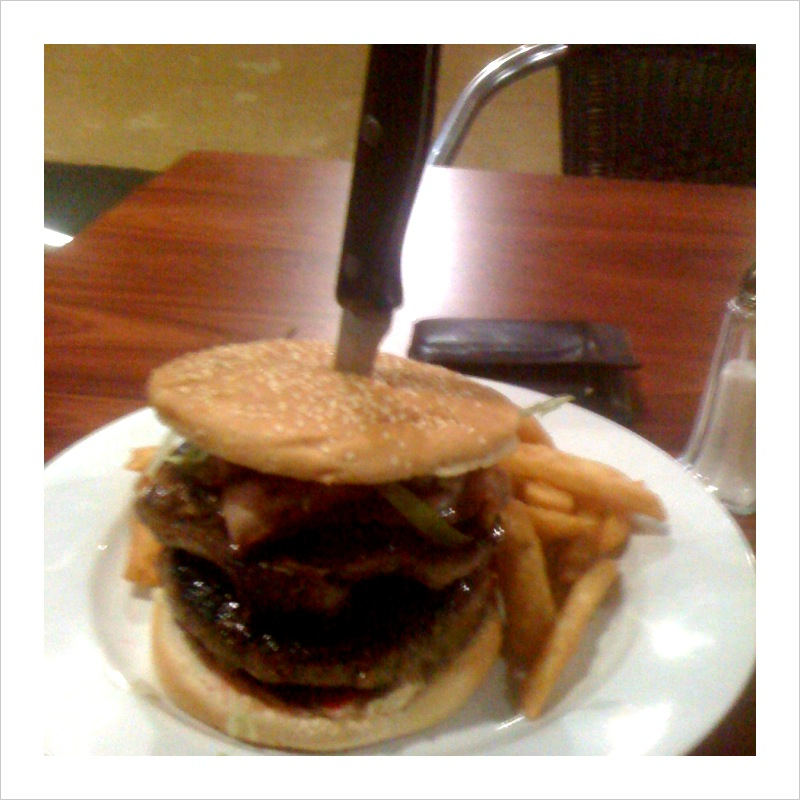 Corrigin Pub Burger