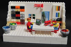 Career Advice No. 20: LEGO Designer (JETfri) Tags: lego designer advice career legovignette ffol