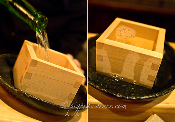 Sakagura, New York - sake