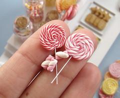 Miniature Food - Candy Dessert Table