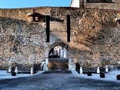 fortaleza y castillo de ciudad rodrigo