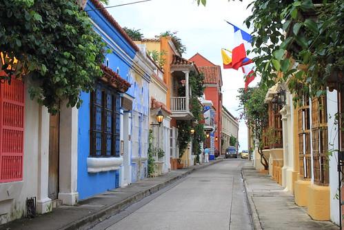 Colonial alley