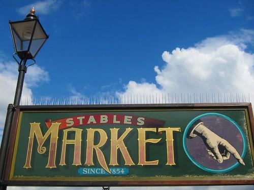 Stables Market by Danalynn C