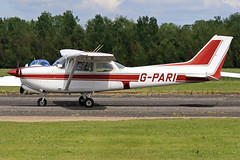 G-PARI (QSY on-route) Tags: club aero lincon sturgate egcs gpari 04062011