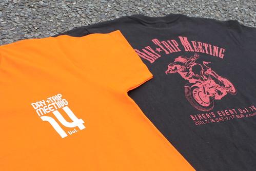 DTM2011 Tシャツ オレンジブラック