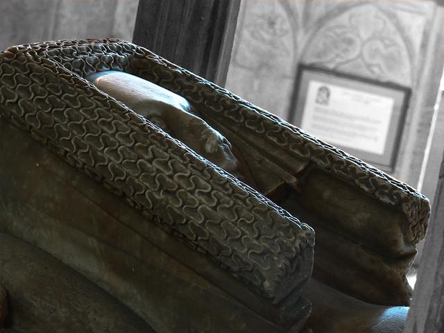 Elizabeth Despenser  Medieval Tomb