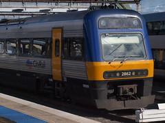 Endeavour Car 2862 @ Campbelltown (Photography Perspectiv) Tags: diesel passenger cityrail campbelltown southernhighlands endeavour