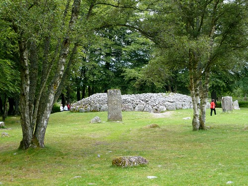 Clava Cairns, Inverness
