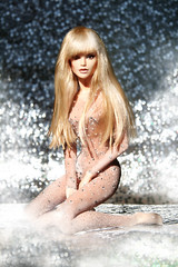 Giselle a Kinetic handmade fashion doll (AlexForbes) Tags: doll kinetic