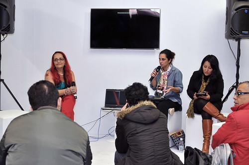 Fotos do debate #BlogueirasAnos50 no youPIX