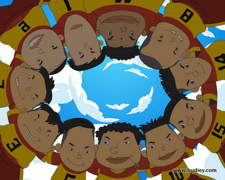 animasi Bola Kampung