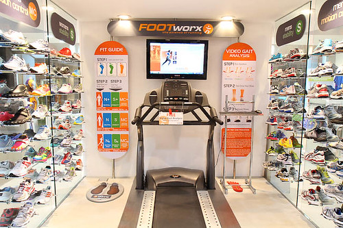 RUNNR Footworx