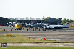 Display Aircraft Parked - 110702 - Waddington - Steven Gray - IMG_1228