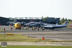 Display Aircraft Parked - 110702 - Waddington - Steven Gray - IMG_1228
