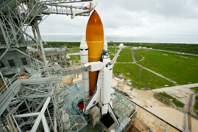 STS-135 Atlantis Prelaunch (201107070015HQ)