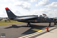 E75 - 705-AE - E75 - French Air Force - Dassault-Dornier Alphajet - 110702 - Waddington - Steven Gray - IMG_4578