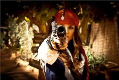 Elo Jack Sparrow, one shot (Elodie50a) Tags: jack switzerland costume cosplay swiss pirates sparrow johnny caribbean elo depp bruckheimer 50a elodie50a