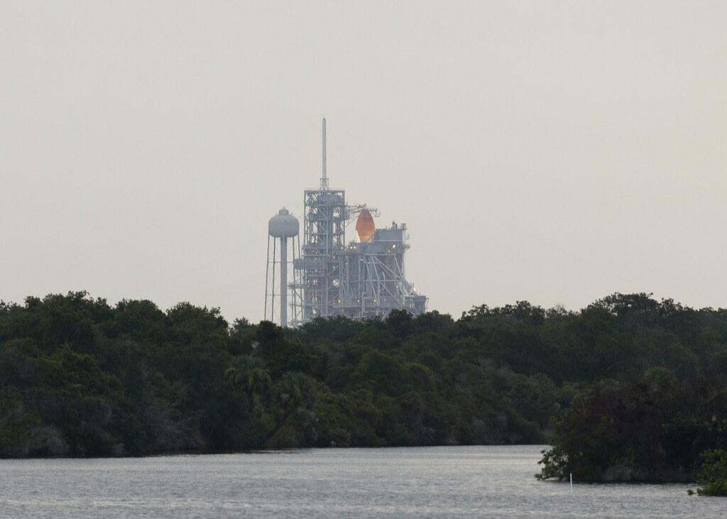 Atlantis on the Pad