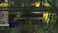 MGS2Vita-Screen7 (NotiziePlaystation) Tags: collection mgs psv