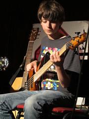 IMG_5407 (NYC Guitar School) Tags: kids teens showcase 5612 kennys castaways guitar nyc new york city perormance plasticarmygirl samoajodha samoa jodha