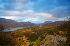 Ladies View, Killarney (peterotoole) Tags: ireland light irish mountains apple nature skyline photoshop photography iso100 mac aperture nikon raw zoom tripod  kerry iso peter processing handheld dslr range ladiesview otoole d7k d7000 eire nikond7000 peterotoole