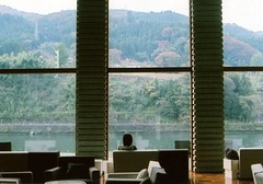 Far (the.Firebottle) Tags: morning travel film architecture hotel om10 olympusom10