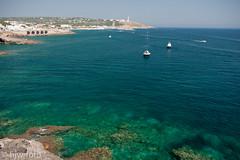 Am Kap bei Santa Maria de Leuca, Apulien (hjw-foto) Tags: italien sea lighthouse coast meer puglia leuchtturm adria küste apulien santamariadeleuca