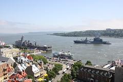 """""""Frankfurt am Main"""" A1412 (comiquaze) Tags: am frigate naval frankfurtammain rendezvous canonef24105mmf4lis québec deutschemarine einsatzgruppenversorger a1412vieuxquébecemdenf210frankfurt maina1412"""