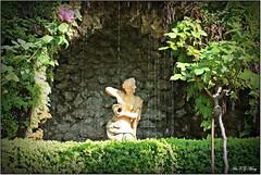 Fuente del Carmen de los Mártires (Art.Mary) Tags: españa water fountain canon andalucía spain agua eau fuente alhambra granada espagne fontaine fuentedelcarmendelosmártires