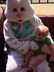 "Paul and the Easter Bunny • <a style=""font-size:0.8em;"" href=""http://www.flickr.com/photos/109120354@N07/13972548676/"" target=""_blank"">View on Flickr</a>"