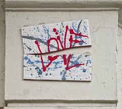 - (txmx 2) Tags: streetart love tile hamburg ignorethetagsonwhitetheyarefromastupidflickrrobot