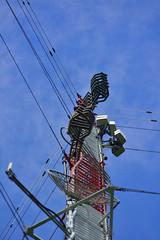 _DSC7082 (sara97) Tags: tower bluesky missouri saintlouis antenna broadcasttower copyright©2014saraannefinke photobysaraannefinle
