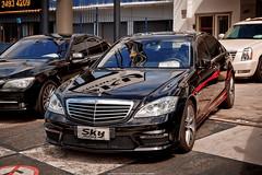 Mercedes-Benz S63 AMG (Jeferson Felix D.) Tags: black car canon eos mercedes benz preto mercedesbenz luxury luxo amg luxurycar s63 18135mm 60d mercedesbenzs63amg worldcars canoneos60d