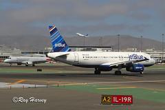 N583JB at SFO (320-ROC) Tags: jetblueairways jetblue n583jb airbusa320 airbusa320200 airbusa320232 airbus a320 a320200 a320232 ksfo sfo sanfranciscointernationalairport sanfranciscoairport sanfrancisco