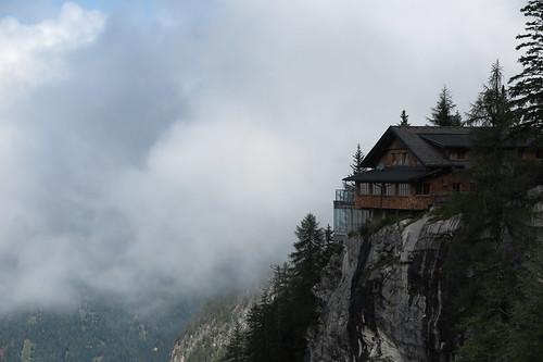 Abstieg von der Karlsbader Hütte am 19.08.2106