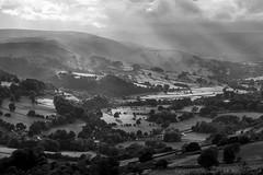 Hope Valley (Old-Man-George) Tags: georgewheelhouse landscape peakdistrict uk britain wwwgeorgewheelhousecom d883593hdr hope valley blackwhite