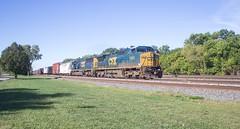 IMG_0110 A (mhellekjaer) Tags: 440 ohio berea csx locomotive gec408w c408w