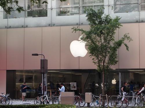 アップルストア apple store nagoya