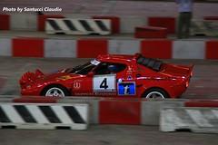 Lancia Stratos (claudio.santucci) Tags: rally genova giugno panning lancia bertone palasport munari lanciastratos rallylanterna