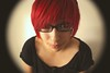 (Simone_Taylor) Tags: selfportrait me girl self redhair dyedhair colorfulhair