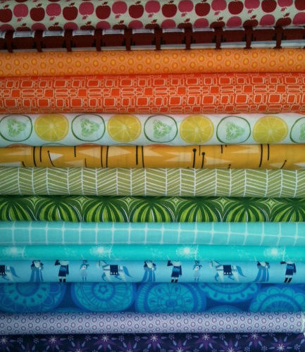 zig zag sew fresh fabric bundle