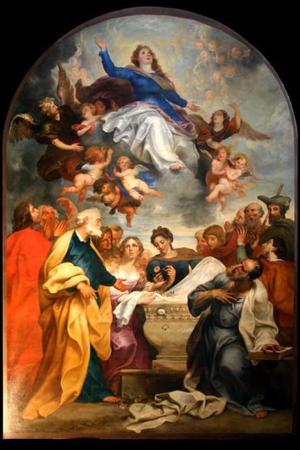 Gérard Seghers - L'Assomption de la Vierge