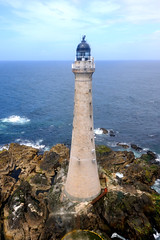 Skerryvore Lighthouse (12 miles SW of Tiree), Scotland (iancowe) Tags: ocean lighthouse tower rock alan scotland view scottish aerial atlantic helicopter stevenson tiree hebrides northernlighthouseboard skerryvore wbnawgbsct